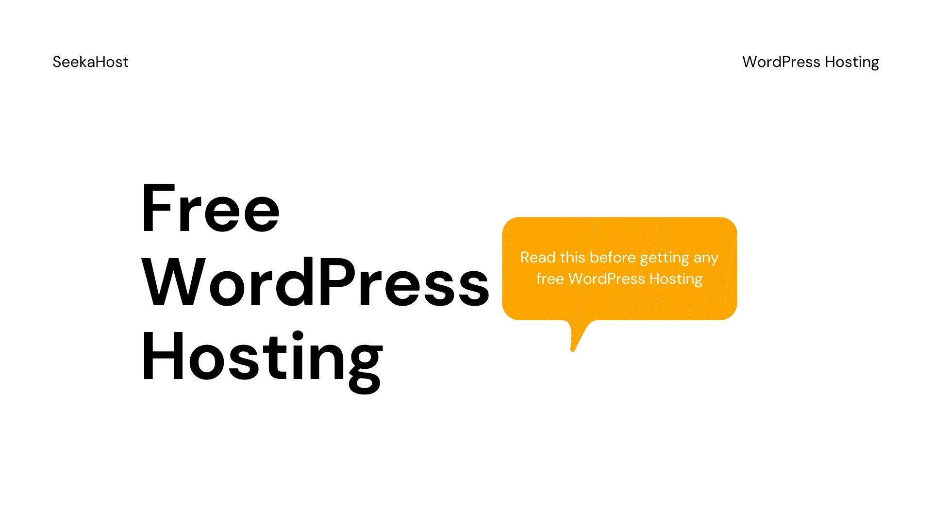 Free-WP-Hosting